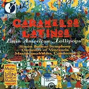 Caramelos Latinos (Latin American Lollipops)