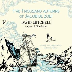 The Thousand Autumns of Jacob de Zoet Audiobook