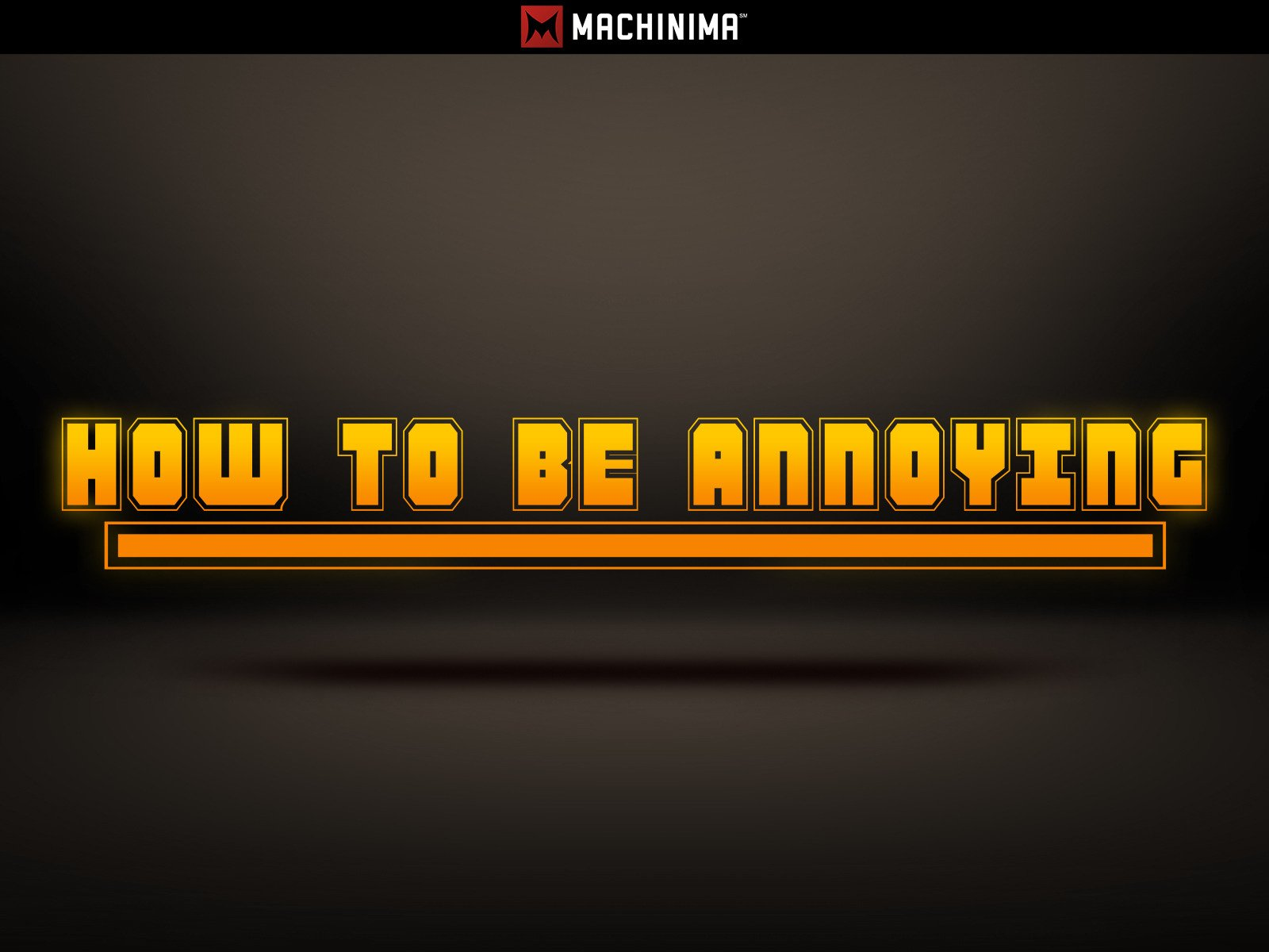 How To Be Annoying on Amazon Prime Instant Video UK