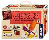 Toy - Kosmos 604073 - AllesK�nnerKiste, Airbrush Textil-Design, Bastel-Set