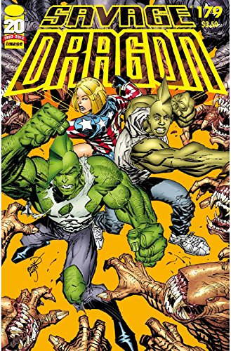 Savage Dragon: Invasion TP