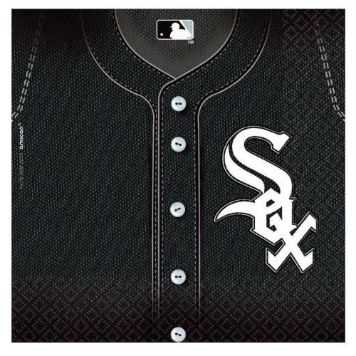 Chicago White Sox Baseball - Lunch Napkins