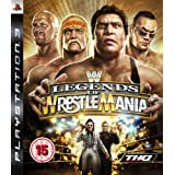 WWE Legends of Wrestlemania (PS3)by THQ