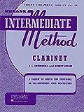 img - for Rubank Intermediate Method - Clarinet (Rubank Educational Library) book / textbook / text book