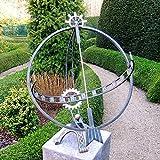 Gartentraum Sonnenuhr Bausatz für den Garten - Archimedes