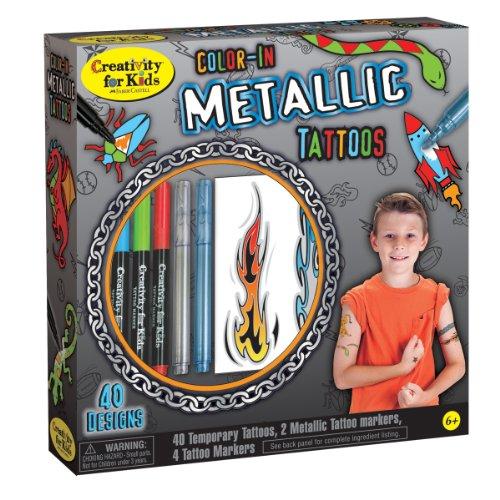 Creativity For Kids - Tatuaje temporal (CFK1138)