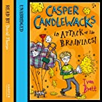 Casper Candlewacks in Attack of the Brainiacs! | Ivan Brett