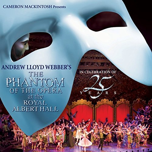 CD : Andrew Lloyd Webber - Phantom of the Opera at the Royal Albert Hall (Brilliant Box, 2 Disc)