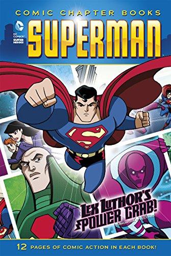 Lex Luthor's Power Grab! (Dc Super Heroes)