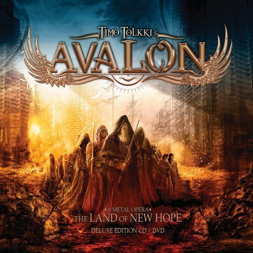 The Land Of New Hope By Timo Tolkki's Avalon (2013-05-20)