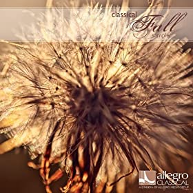 Allegro Classical Fall 2011 Sampler