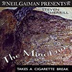 The Minotaur Takes a Cigarette Break: A Novel | Steven Sherrill