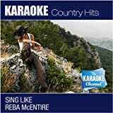 Just a Little Love (Sing Like Reba McEntire) [Karaoke and Vocal Versions]