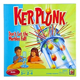 Kerplunk game!