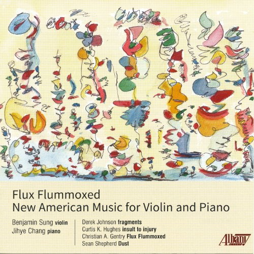 Buy Flux Flummoxed: New American Music for Violin & Piano From amazon