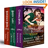 Pistols and Petticoats (A Historical Western Romance Anthology)