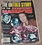 img - for The Untold Story of the Jonestown Massacre No. 1 PDC 56503-7 (single issue magazine) book / textbook / text book