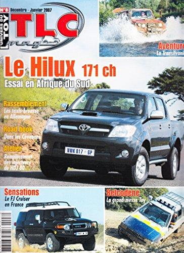 tlc-mag-toyota-land-cruiser-magazine-le-hilux-171-ch-essai-en-afrique-du-sud-le-fj-cruiser-en-france