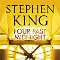 Four Past Midnight Hörbuch von Stephen King Gesprochen von: James Woods, Ken Howard, Tim Sample, Willem Dafoe