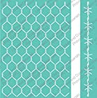 Cuttlebug Cricut Embossing Folder and Border