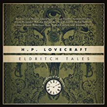 Eldritch Tales: A Miscellany of the Macabre Audiobook by H. P. Lovecraft Narrated by  various narrators
