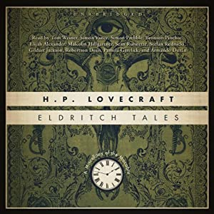 Eldritch Tales: A Miscellany of the Macabre | [H. P. Lovecraft]