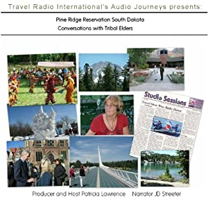 Audio Journeys: Pine Ridge Reservation South Dakota Radio/TV Program