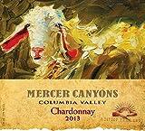 2013 Mercer Canyons Columbia Valley Chardonnay 750 mL