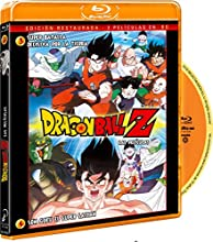 Pack Dragon Ball Z. Película 3: Super Batalla Decisiva Por La Tierra. Película 4: Son Goku El Super Saiyan. Bluray [Blu-ray]