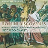 echange, troc Riccardo Chailly - Rossini Discoveries - ( Pièces rares )