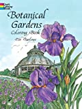 img - for Botanical Gardens Coloring Book (Dover Nature Coloring Book) book / textbook / text book