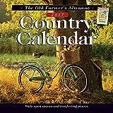 img - for The Old Farmer's Almanac 2017 Country Calendar book / textbook / text book