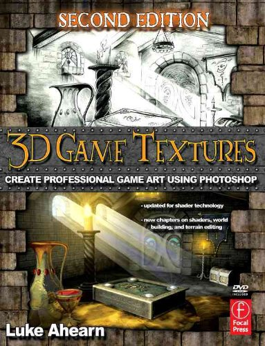 3D Game Textures: Create Professional Game Art Using...