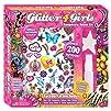 Savvi Glitter4Girls Tattoos Kit  200 Pieces