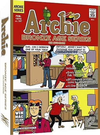 Archie Bronze Age Series