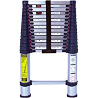 Xtend & Climb 785P 15.5-Foot Aluminum Telescoping Ladder Type I Professional Series