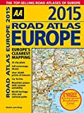 img - for 2015 Road Atlas Europe: Europe's Clearest Mapping book / textbook / text book