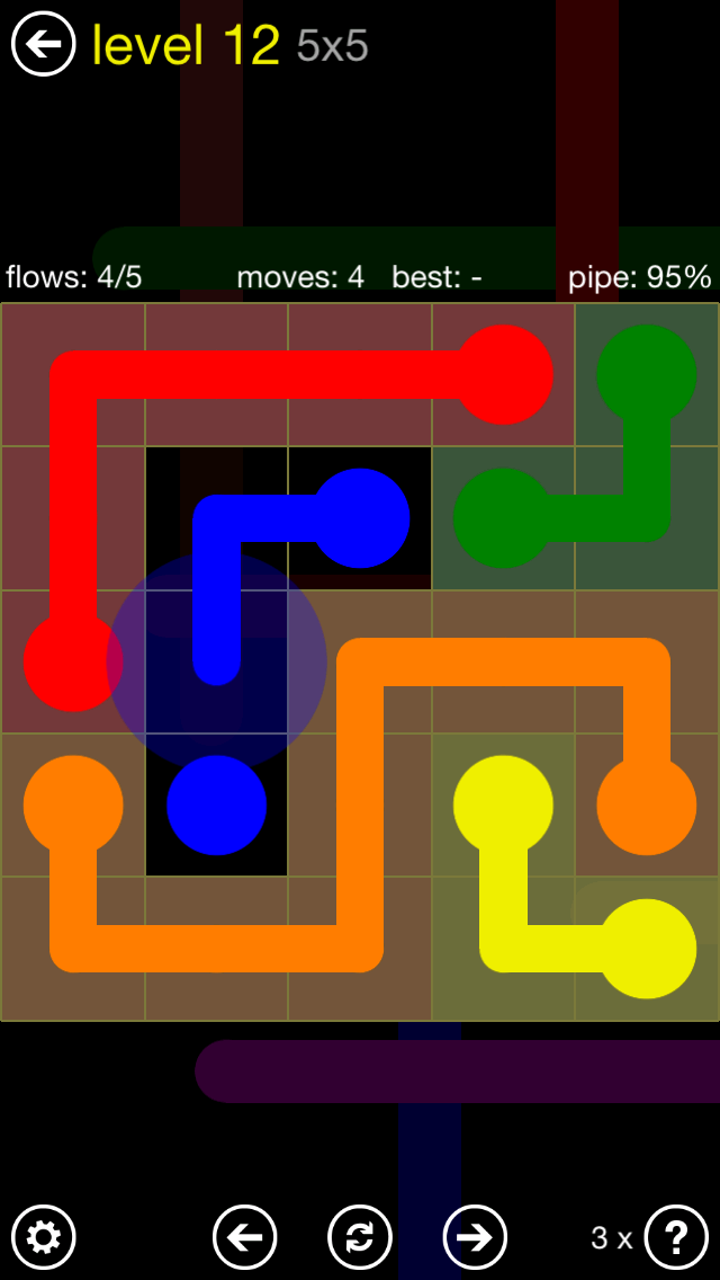 Flow Free: Simple Yet Very Addictive & Tough Android ...