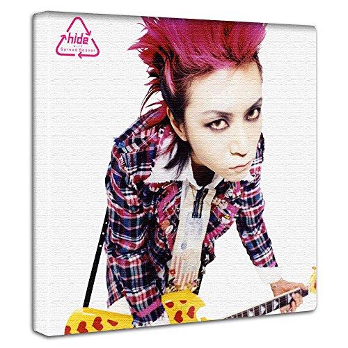【アートデリ】hide ヒデ(X JAPAN エックス・ジャパン)のアートパネル hid-0001-vv