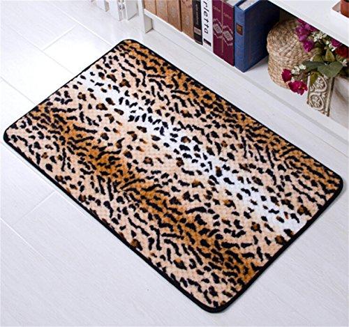 Animal Print Bath Rug: Amariver Coral Velvet Cheetah Rug Animal Print Rectangle