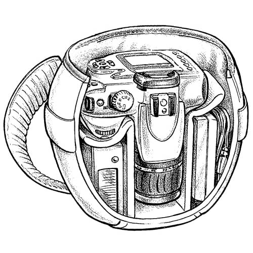 tamrac カメラリュック 4.2L 片肩掛用 ブラック 5766-10
