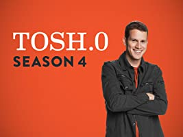 Tosh.0 Season 4 [HD]