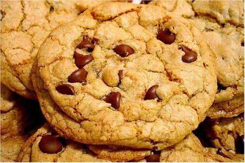 Bittersweet Chocolate & Macadamia Nut Gourmet Cookies (Gourmet,Exquisite Fine Candy & Gifts,Gourmet Food,Cookies,Nut Cookies)