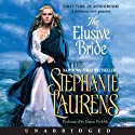 The Elusive Bride Audiobook by Stephanie Laurens Narrated by Simon Prebble