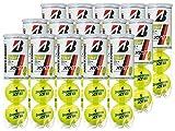 BRIDGESTONE(ブリヂストン) プレッシャーライズド・ボール XT-8(エックスティエイト)4球入 1箱(15缶/60球)