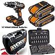 worx tool batteries