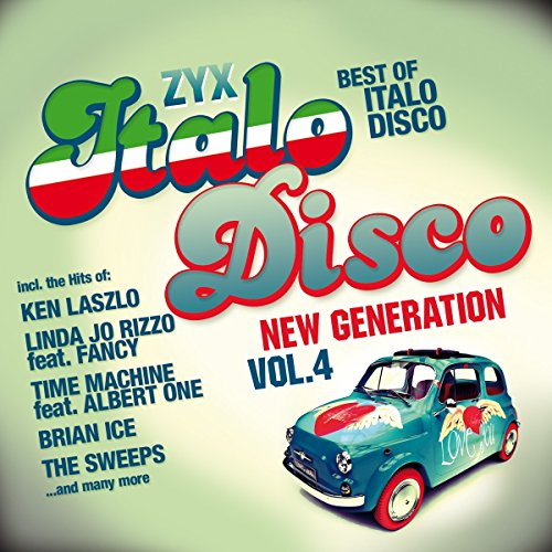 CD : VARIOUS ARTISTS - Italo Disco New Generation 4 (2 Discos)