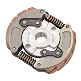 GOOFIT KTM50 Clutch Assembly for Junior Senior JR SR SX PRO LC 1994-2001 Morini Franco