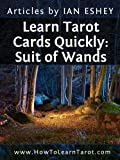 Learn Tarot Cards Quickly: Suit of Wands