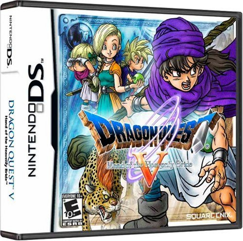 Dragon Quest V: Hand of the Heavenly Bride